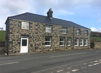 Thumbnail 4 bed detached house for sale in Old Post Office, Rhoslefain, Tywyn, Gwynedd