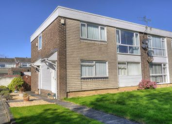 Thumbnail 2 bed flat for sale in Mainstone Close, Cramlington