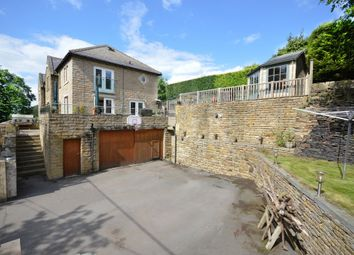 Thumbnail 4 bed end terrace house for sale in Hollingreave, New Mill, Holmfirth
