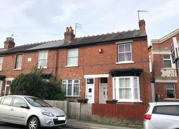 Thumbnail 3 bed end terrace house to rent in Church Road, Bradmore, Wolverhampton