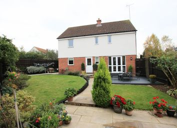 4 bed detached house for sale in Brocks Mead, Great Easton, Dunmow CM6