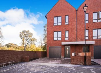 Thumbnail 4 bed semi-detached house for sale in Barnes Village, Off Kingsway, Cheadle, Cheshire