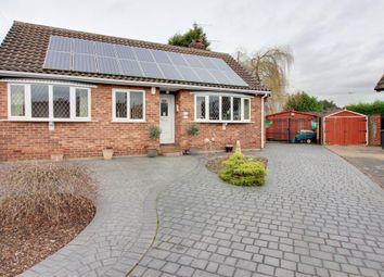 Thumbnail 3 bed detached bungalow for sale in Elvaston Drive, Long Eaton, Nottingham