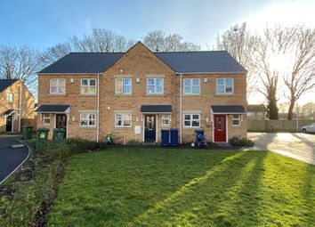 Thumbnail 3 bedroom terraced house for sale in Fenmen Place, Wisbech