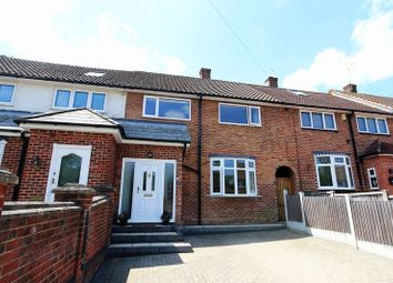 Thumbnail 3 bed terraced house for sale in Oakley Drive, Romford