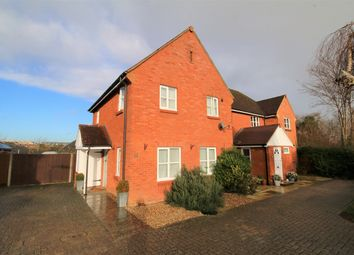 Thumbnail 2 bed semi-detached house for sale in Waterlily Close, Rosebanks, Basingstoke
