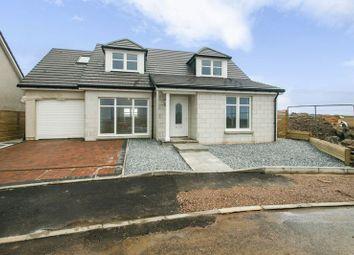 Thumbnail 4 bed detached house for sale in St. Magnus Avenue, Sandhaven, Fraserburgh
