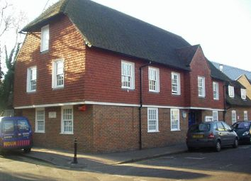 Thumbnail 1 bed flat to rent in Westgate Hall Road, Canterbury, Kent
