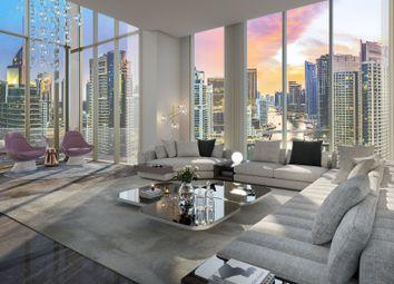 Thumbnail 3 bed apartment for sale in No.9, Dubai Marina, Dubai