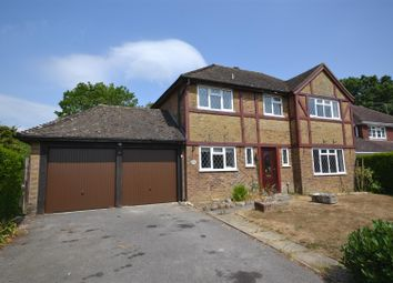 Thumbnail 4 bed detached house for sale in Puttenham Road, Chineham, Basingstoke