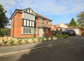 Thumbnail 4 bed detached house for sale in Crofters Green, Euxton, Chorley