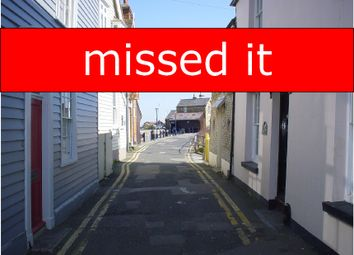 Thumbnail 1 bed flat to rent in Sea Wall, Whitstable