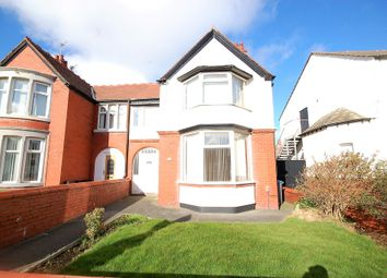 Thumbnail 4 bed semi-detached house for sale in Boscombe Road, Blackpool