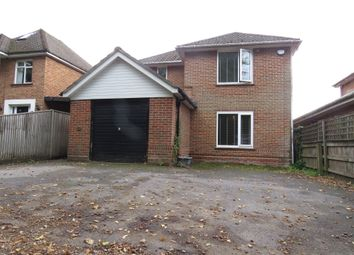 Thumbnail 3 bed detached house for sale in West End Road, Southampton