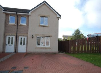 Thumbnail 3 bed semi-detached house to rent in Balquharn Circle, Portlethen, Aberdeenshire