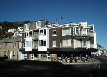 Thumbnail 2 bed flat for sale in The Quay, West Looe
