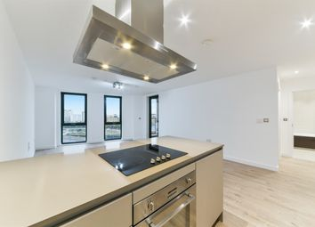 Thumbnail 1 bed flat to rent in Williamsburg Plaza, Canary Wharf, London