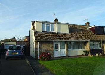 Thumbnail 3 bed semi-detached house for sale in Kilbirnie Road, Whitchurch, Bristol