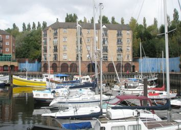 Thumbnail 2 bed flat to rent in St Peters Basin, Newcastle-Upon-Tyne
