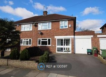 Thumbnail 3 bed semi-detached house to rent in Thanet Road, Bexley
