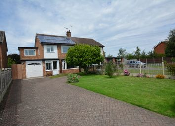 Thumbnail 4 bed semi-detached house for sale in The Ropewalk, Southwell