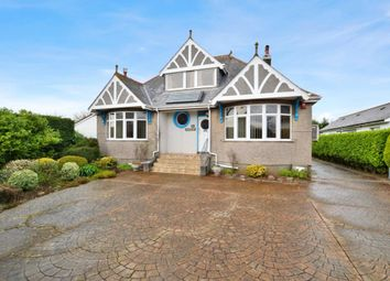 Thumbnail 4 bedroom detached bungalow for sale in Dean Cross Road, Plymouth, Devon