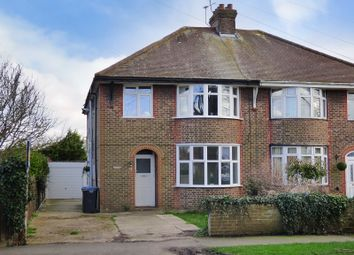 Thumbnail 2 bed flat for sale in Old Manor Road, Rustington, Littlehampton