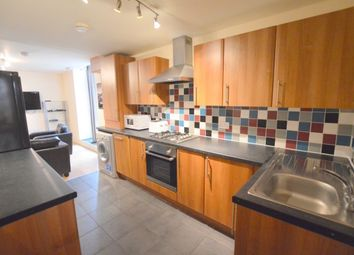 Thumbnail 4 bed flat to rent in Meldon Terrace, Heaton, Newcastle Upon Tyne