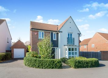 Thumbnail 4 bed detached house for sale in Kew Close, Basingstoke