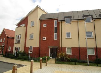 Thumbnail 2 bed flat to rent in Timken Way North, Northampton