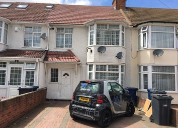 Thumbnail 5 bed terraced house to rent in Sutherland Road, Southall