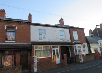 Thumbnail 4 bed terraced house for sale in Blakeland Street, Bordesley Green, Birmingham