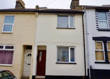 Thumbnail 2 bed terraced house for sale in Natal Road, Chatham
