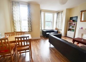 Thumbnail 3 bed flat to rent in Umfreville Road, London