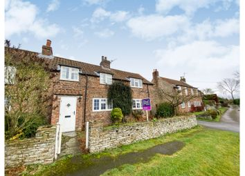 Thumbnail 3 bed cottage for sale in Main Street, Whenby