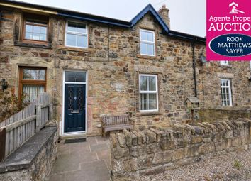 Thumbnail 3 bed terraced house for sale in Church Terrace, Shilbottle, Alnwick