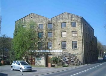 Thumbnail Commercial property for sale in Walkleys Canalside Mill, Burnley Road, Hebden Bridge, West Yorkshire