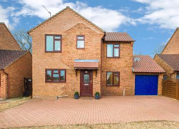 Thumbnail 4 bed detached house for sale in Little Meadow, Great Oakley