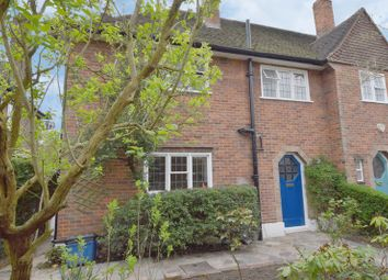 Thumbnail 3 bed semi-detached house for sale in Hill Top, Hampstead Garden Suburb