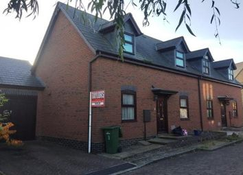 Thumbnail 2 bed property to rent in Amberly Walk, Kingsmead, Milton Keynes