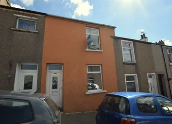 Thumbnail 2 bed terraced house for sale in Cleator Street, Dalton In Furness, Cumbria