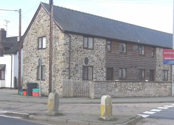 Thumbnail 2 bed cottage to rent in 1, Spoonley Barns, Llansantffraid