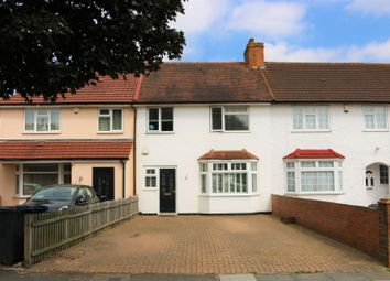 Thumbnail 3 bed terraced house for sale in Costons Lane, Greenford