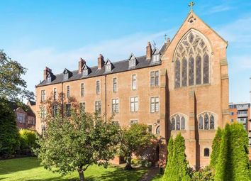 Thumbnail 2 bedroom flat for sale in The Convent, 4 College Street, Nottingham, Nottinghamshire