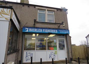 Thumbnail Restaurant/cafe for sale in Bierley Lane, Bradford