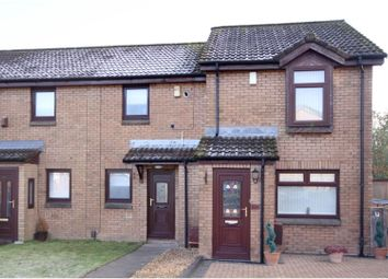 Thumbnail 2 bed terraced house for sale in Broughton Gardens, Glasgow