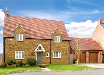 Thumbnail 3 bed detached house for sale in Quarry Close, Eydon, Daventry, Northamptonshire