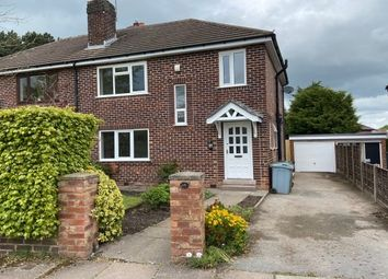 Thumbnail 4 bed semi-detached house to rent in Northwich Road, Knutsford