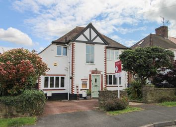 Thumbnail 3 bed detached house for sale in Oakfield Avenue, Somersall, Chesterfield