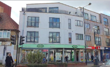 Thumbnail 1 bed flat for sale in High Street, Hayes